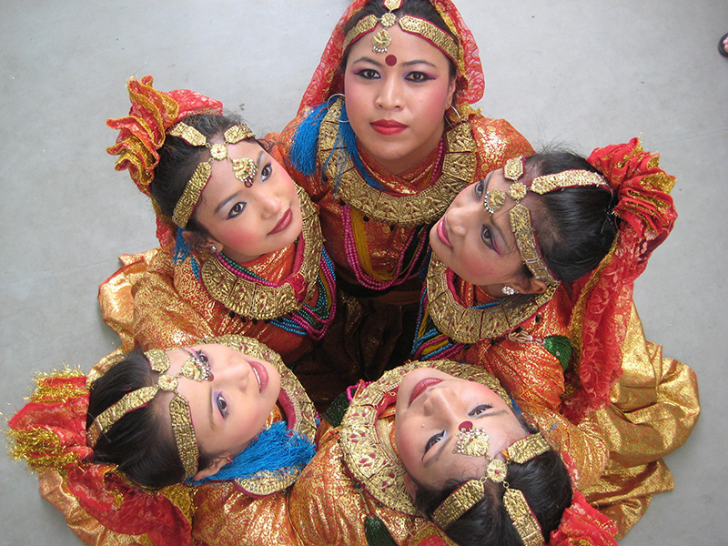 everest nepal cultural group